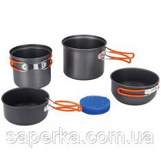 Набор туристической посуды Fire-Maple FMC-208