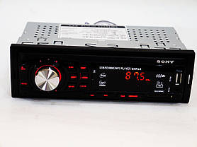 Автомагнитола Sony CDX-GT6306 - MP3+Usb+Sd+Fm+Aux+ пульт (4x50W), фото 2