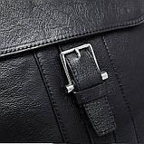 Сумка мужская Vintage 14674 Черная, фото 7