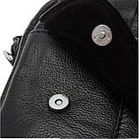 Сумка мужская Vintage 14674 Черная, фото 8