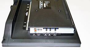 "LCD LED L21 Телевизор 19"" DVB - T2 12v/220v HDMI IN/USB/VGA/SCART/COAX OUT/PC AUDIO IN, фото 3"