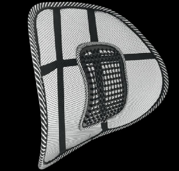 Ортопедична подушка (підставка) під спину на крісло