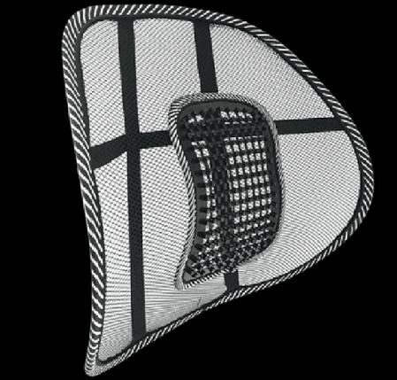 Ортопедична подушка (підставка) під спину на крісло, фото 2