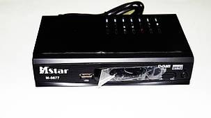 Mstar M-5677 Внешний тюнер DVB-T2 USB+HDMI, фото 2
