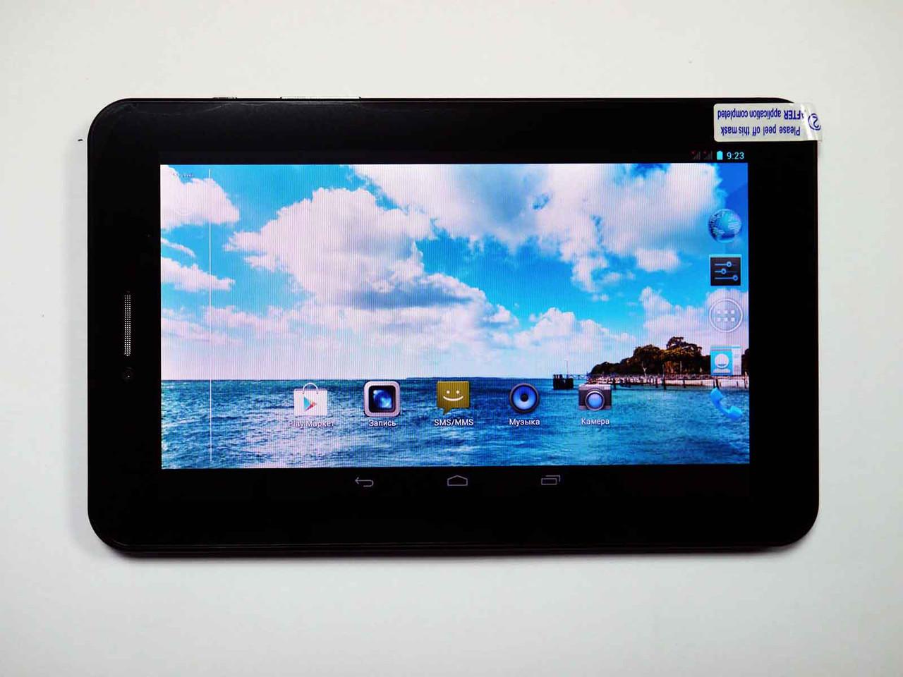 Freelander Z10 Планшет GPS навигатор + IPS + 2Ядра + 2Sim/3G BT + Автокомплект