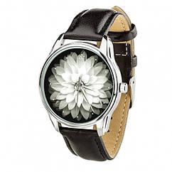 Часы Ziz Астра, ремешок насыщенно-черный, серебро и дополнительный ремешок (142648)