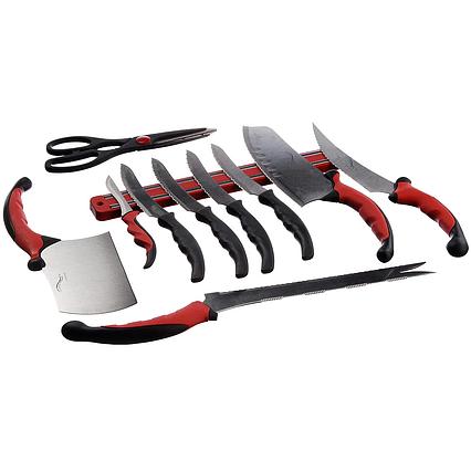Набор кухонных ножей Контр Про (Contour Pro) 11 шт., фото 2