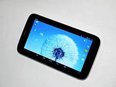 "7"" Планшет-телефон T736 Белый 2G Dual Core, фото 3"
