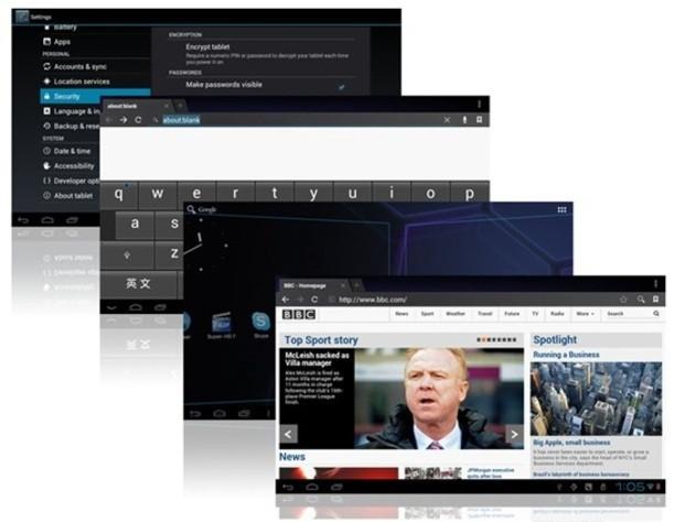 Mini PC TV Box SMART TV Auxtek T002 Dual Core/1Gb/4Gb 2 ЯДРА