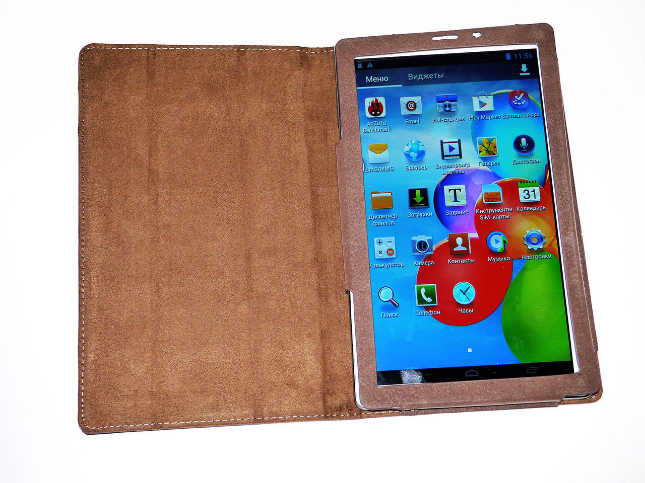 "Планшет SM13 10.1 ""Android 4.2.2 MTK6572 двухъядерный 2G Tablet телефон + чехол"