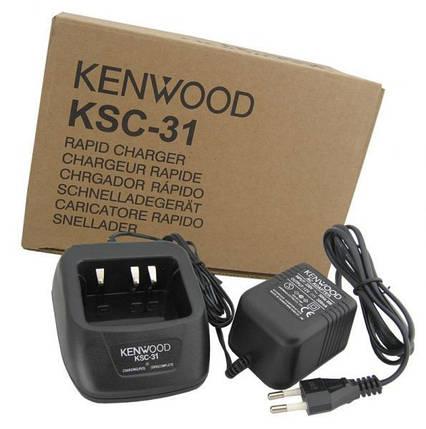 Зарядка Kenwood KSC-31, фото 2