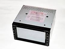 """Магнитола Pioneer Pi999 2din GPS 6,5"""" DVD + USB + TV + Bluetoth, фото 2"""