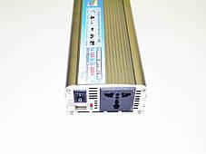 Преобразователь напряжения, инвертор 12V-220V 2500W TBE, фото 3