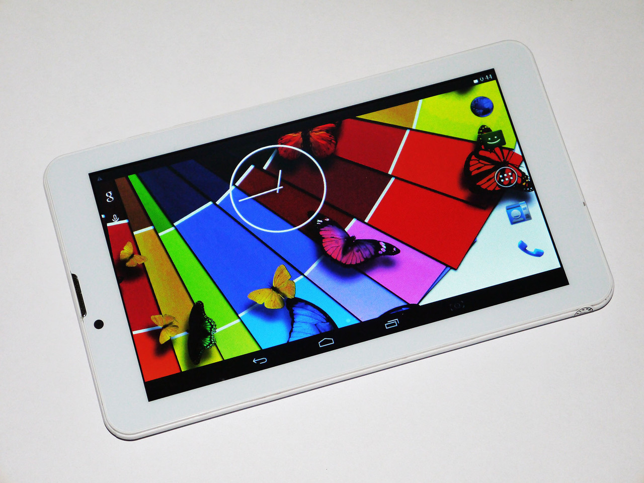 "7"" Планшет-Телефон Samsung 2Sim+2Ядра+3G+Android4"