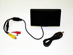 Система заднего вида: монитор 4.3'' + камера, фото 2