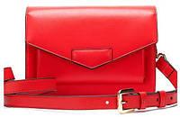 Женский клатч Vintage 14901 красный, красный цвет