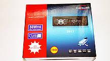 Автомагнитола Sony 2017 ISO - USB+SD+AUX+FM (4x50W), фото 3