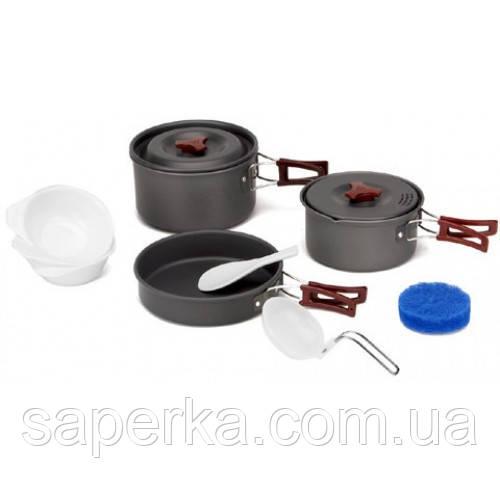 Набор туристической посуды Fire-Maple FMC-202