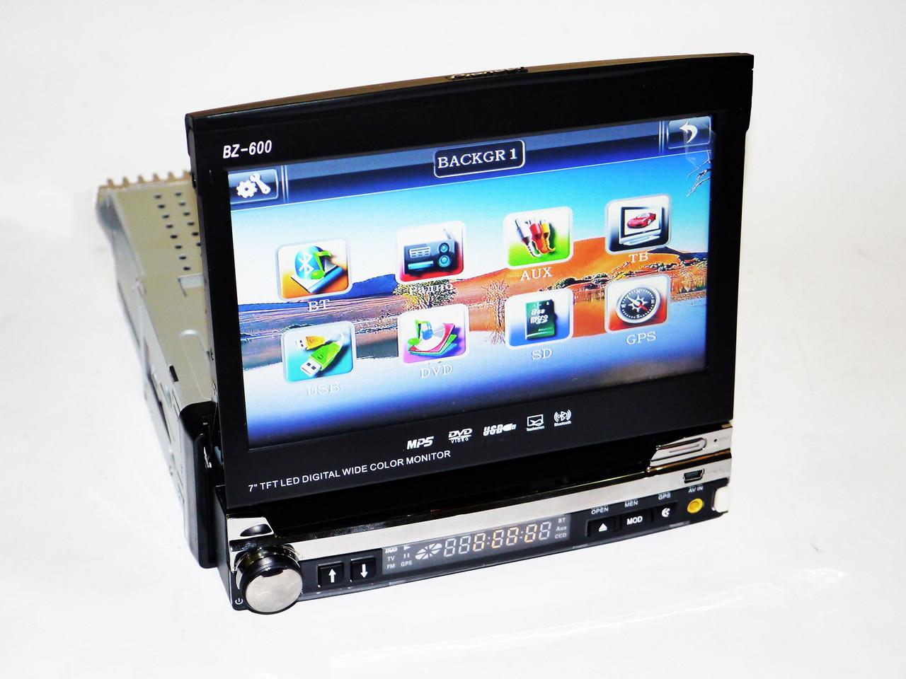 Автомагнитола Pioneer S600 GPS + TV + DVD + USB + TV + Bluetooth