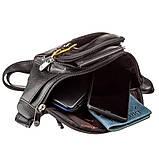 Поясна сумка флотар KARYA 17296 Чорна, фото 3