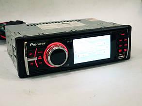 "Автомагнитолы Pioneer 3017 - 3"" TFT DIVX/MP4/MP3, фото 2"