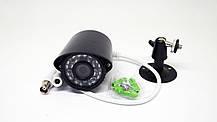 Видеорегистратор DVR KIT 8 HD720 8-канальный (4камеры в комплекте) 160Гб, фото 3