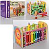Деревянная игрушка Fun Toys Ксилофон (MD 2218)