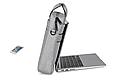 Сумка для Macbook Air/Pro 13,3'' - темно-серый, фото 7