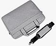 Сумка для Macbook Air/Pro 13,3'' - темно-серый, фото 9