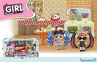 """Набор мебели LOL  """"Кухня"""", кукла"""