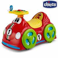 Машинка-каталка Chicco Мир вокруг Делюкс 07347.10