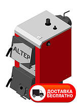 Твердотопливный котел Альтеп mini 12 кВт