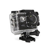 🔝 Экшн камера UKC S2R Action Camera Ultra HD 4К с пультом водонепроницаемая налобная экстрим WiFi    🎁%🚚
