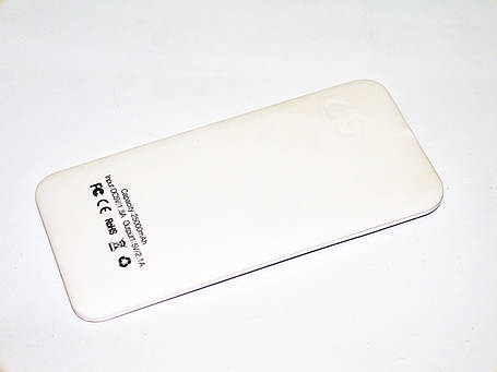 Power Bank  25000 mAh Slim 1xUSB Soft пластик, фото 2