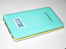 Power Bank 20000 mAh LCD 2xUSB, фото 3