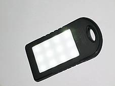 Power Bank 20000 mAh +LED Фонарь Солнечное зарядное устройство, фото 2