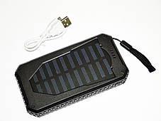 UKC 25800 mAh Солнечное зарядное устройство Power Bank Solar Charger, фото 3