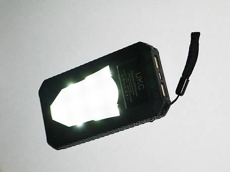UKC 25800 mAh Солнечное зарядное устройство Power Bank Solar Charger, фото 2