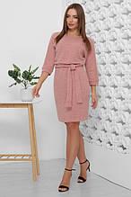 Свободное платье 1862 2 цвета (44-50)