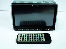 "Автомагнитола 2din Pioneer PI-803 7"" экран -Mp3-Dvd-Tv/Fm-тюнер, фото 3"