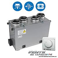 Вентс ВУТ 200 В мини (РС). Приточно-вытяжная установка с рекуператором.