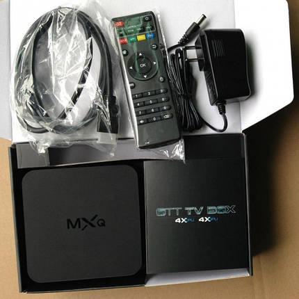 Приставка Android TV Box MXQ Amlogic s805 1/8GB QUAD CORE, фото 2
