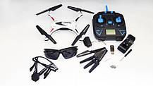 Квадрокоптер JJRC H31 з Wi-Fi камерою (окуляри в комплекті), фото 2
