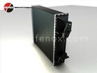 Радиатор охлаждения ВАЗ 2106 пр-во Fenox automotive components