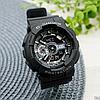 Мужские спортивные наручные часы Casio G-SHOCK GA-110-1BER, фото 4