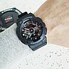 Мужские спортивные наручные часы Casio G-SHOCK GA-110-1BER, фото 2