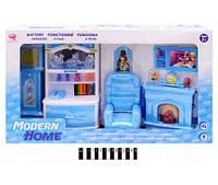 Меблі для ляльок, з музикою, зі світлом, 25298B