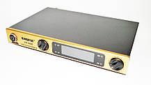 Радиосистема SHURE SH-588D база 2 радиомикрофона, фото 2