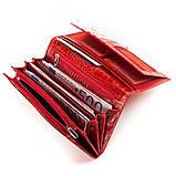 Кошелек женский CANPELLINI 17053 кожаный Красный, фото 4