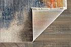 Ковер винтаж SEVEN DAYS 0117 1,6Х2,35 Бежево-серый прямоугольник, фото 2